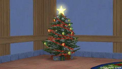 クリスマス限定の家具(画像あり)と入手方法