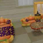 ハロウィン2013 追加家具