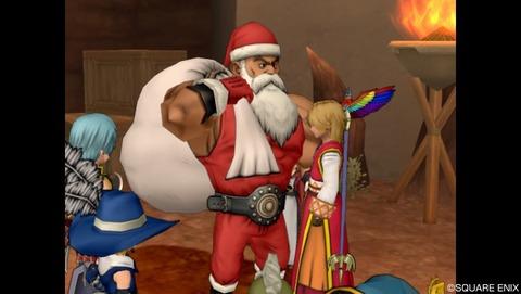 クリスマスイベント後の聖天の使いプレゼントは?