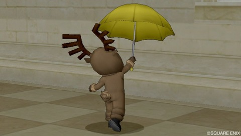 傘や釣り竿が消えない「しぐさ」メモ