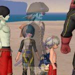 夏イベント後半クエスト「大海賊の秘宝」