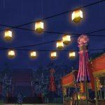 七夕イベントクエスト「七夕の空に想いを乗せて」