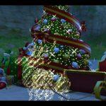 クリスマス2013 イベント庭具