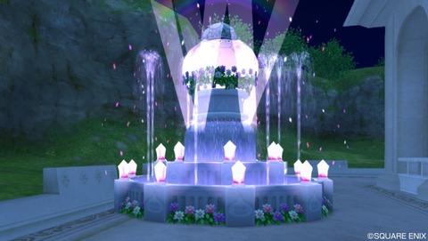 スライムの噴水3種(新庭具)