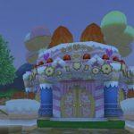 追加された内外装(四角い家、丸い家、テント)パーツ素材!お菓子の家あり