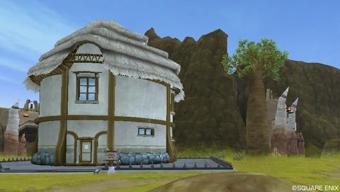 Mサイズ「大きな丸い家」外装内装パーツ素材一覧(住宅村ハウジングシステム)
