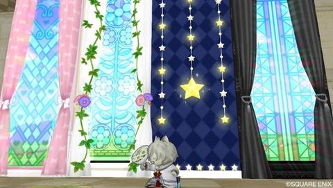 柄の便利な壁 4種(ダマスク、リーフ、ガーリー、スターライト)