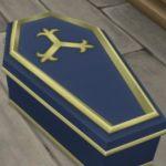 棺桶(かんおけ)のベッド3種 (バージョン2.3後期新家具)