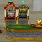カジノの景品家具