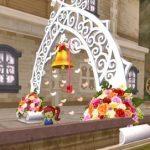 結婚式用の新家具!(6月イベント・セレブ婚組曲)
