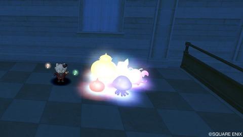 色変わりライト5種 と 光る色の種類