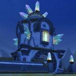 スモールタワー追加の内外装パーツ素材(夜光石)