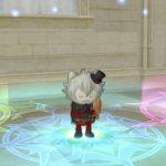 魔法陣ラグ(青・赤・緑)と大きな魔法陣ラグ