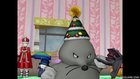 魔物クリスマスハット