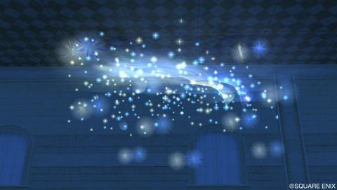 星雲のモビール2