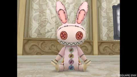 ニードルうさこ人形